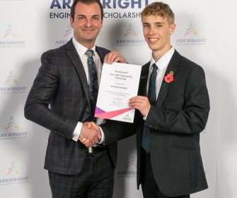 Arkwright Scholarship Awards 1005