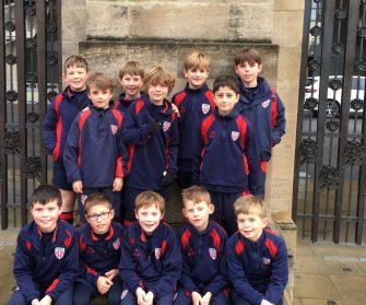 Twickenham Team Crop