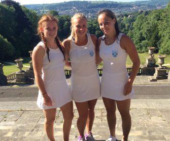 Tennis 3Girls